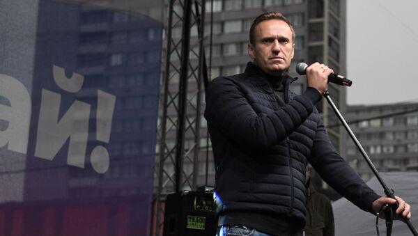 Aleksey Navalnıy - Sputnik Türkiye