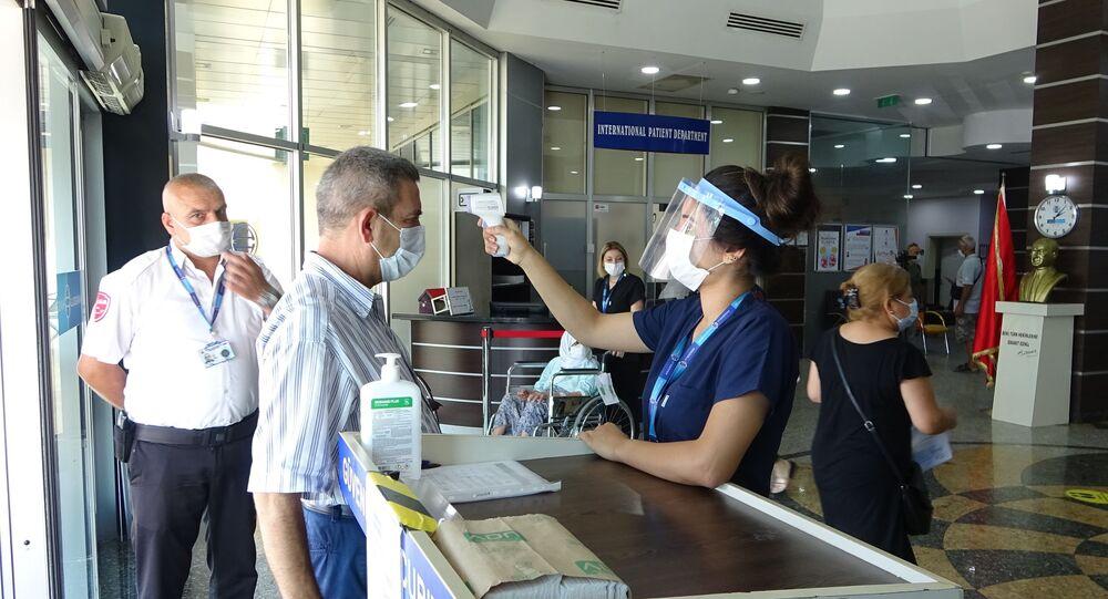 Türkiye'de ilk, dünyada ikinci: Uluslararası Kovid-19 Uygunluk Sertifikası