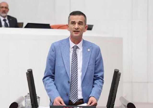 İYİ Parti Sakarya Milletvekili Ümit Dikbayır