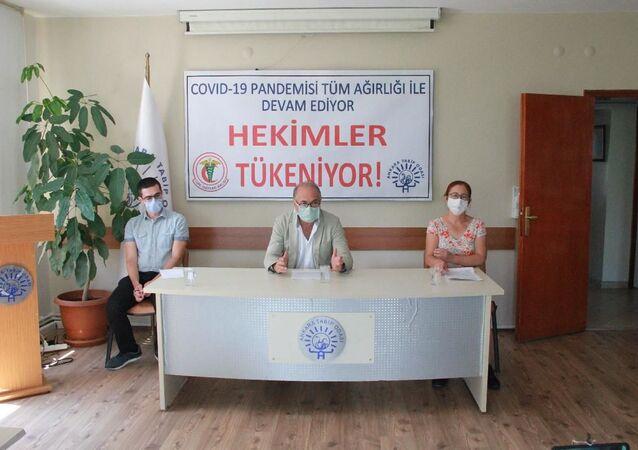 TTB ve ATO'dan açıklama: Hekimler tükeniyor
