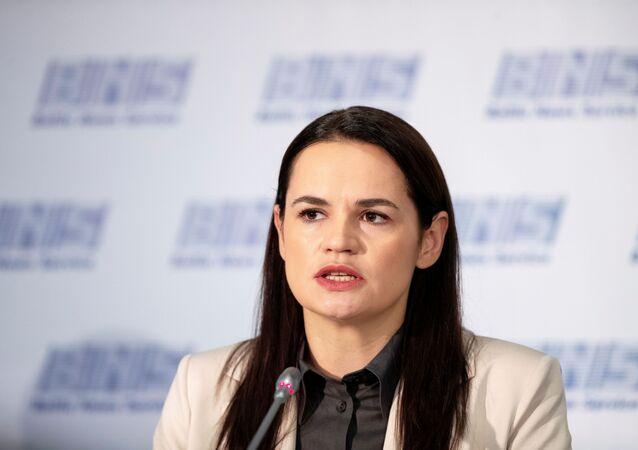 Svetlana Tihanovskaya