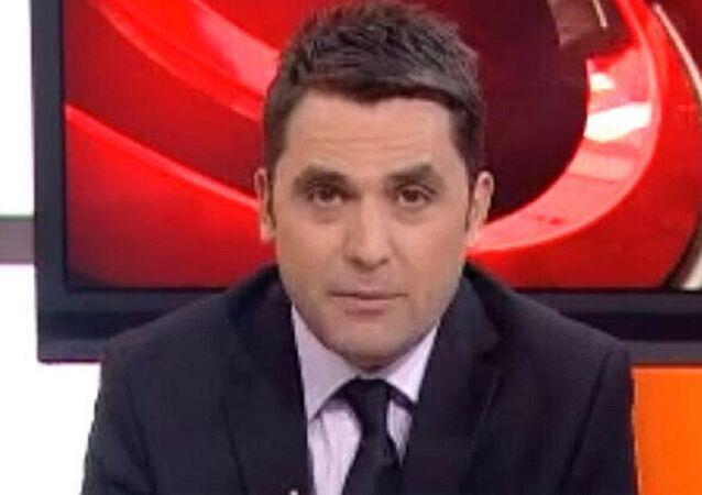 FETÖ'den aranan eski spiker Erkan Akkuş Kocaeli'de yakalandı