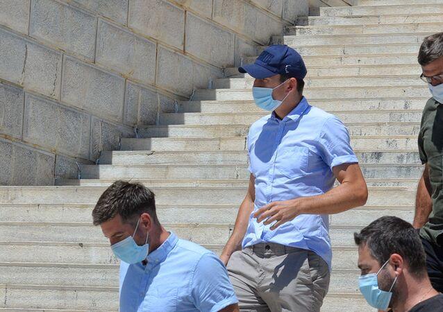 Manchester United'ın kaptanı Maguire serbest bırakıldı