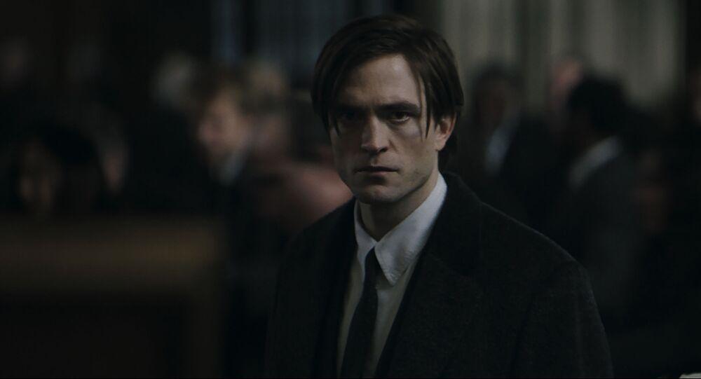 Batman, Robert Pattinson