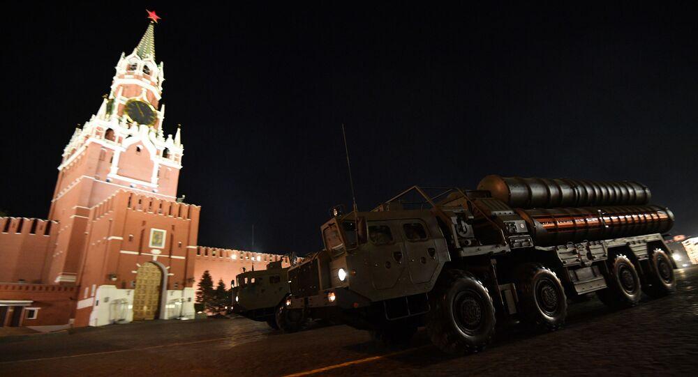 Rusya, S-400