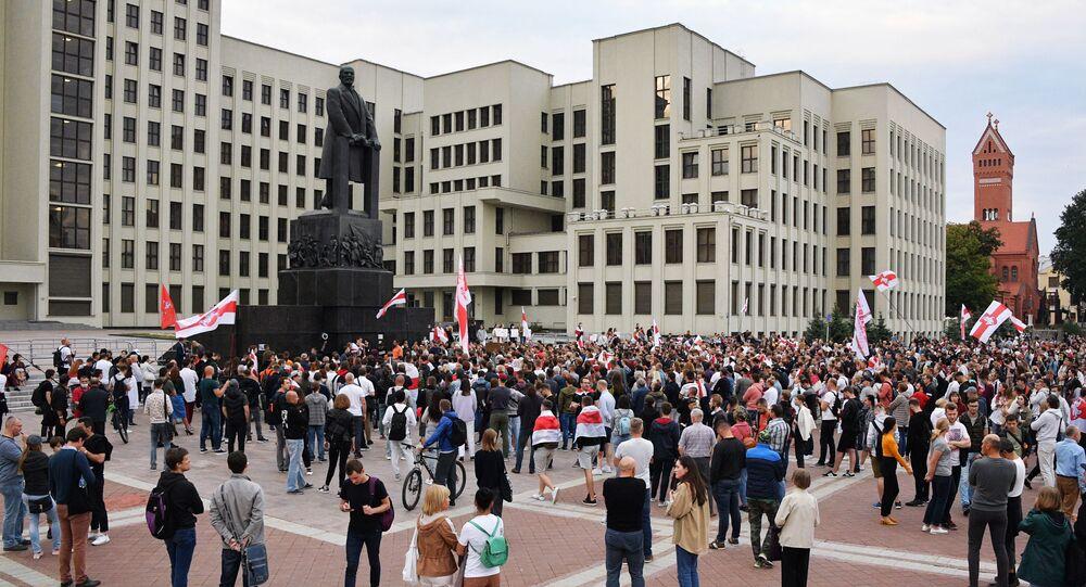 Minsk Bağımsızlık Meydanı