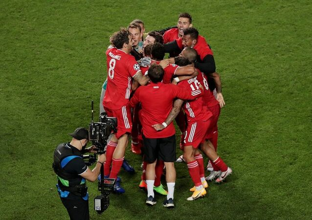 Şampiyonlar Ligi 2019-2020 sezonu şampiyonu Bayern Münih oldu