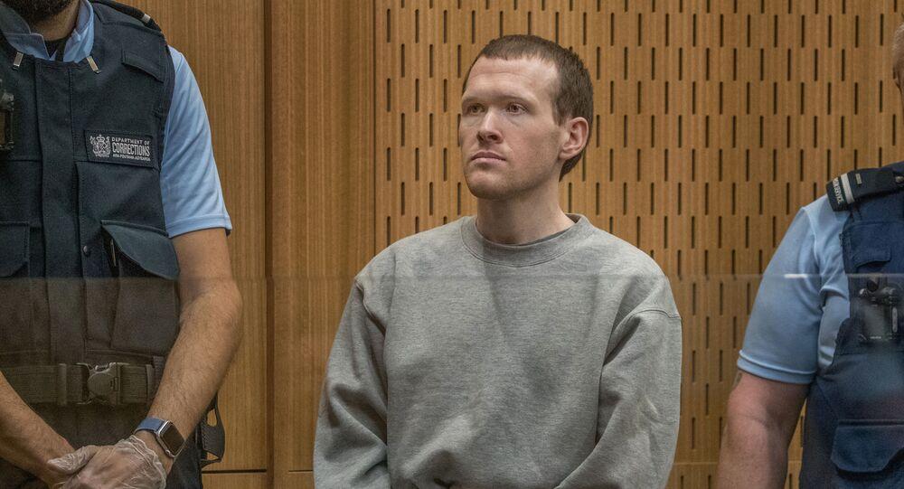 Yeni Zelanda saldırganı Brenton Tarrant