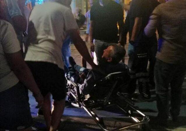 Eski belediye başkanı silahlı saldırıda yaralandı