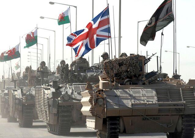 İngiltere, tank,