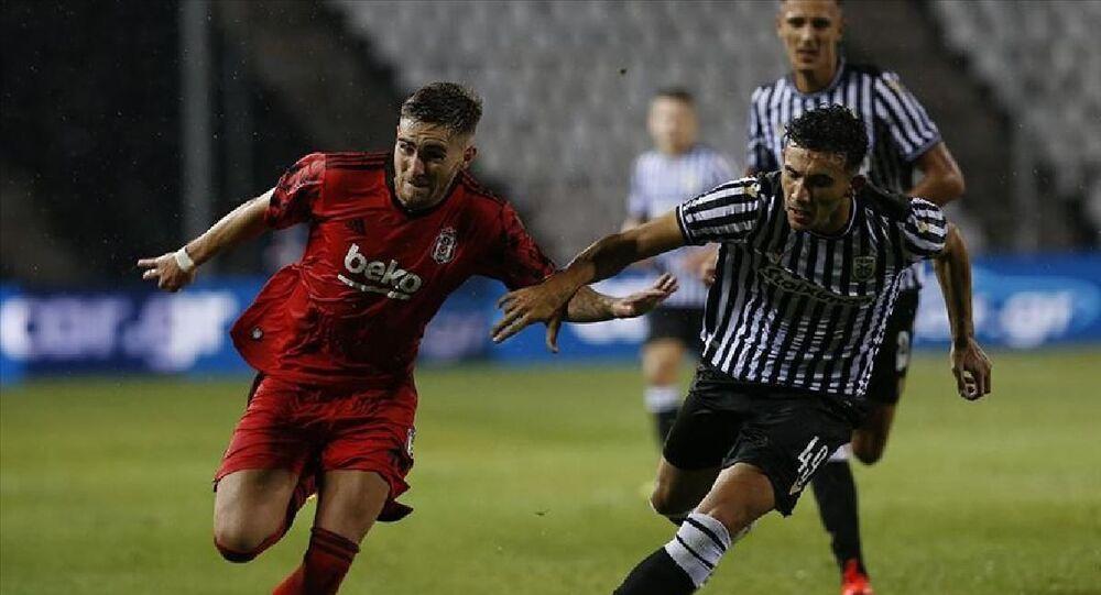 UEFA Şampiyonlar Ligi 2. eleme turunda PAOK'a deplasmanda 3-1 mağlup olan Beşiktaş, yoluna UEFA Avrupa Ligi Elemeleri'nde devam edecek.