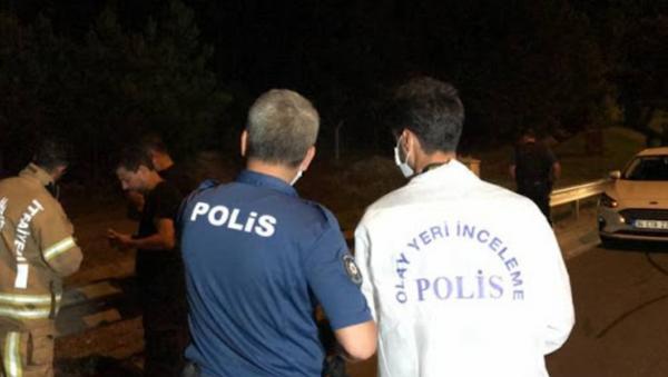 Aydos Ormanı'ndaki yangına müdahale eden itfaiye personeline tüfekle ateş açıldı - Sputnik Türkiye