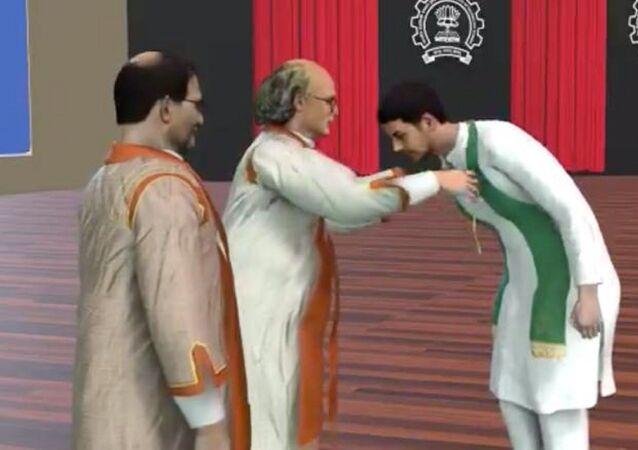Kovid-19 nedeniyle etkinliklerin iptal edildiği dönemde, Hindistan Teknoloji Enstitüsü Bombay (IITB), öğrencilerinin mezuniyet törenin verdiği mutluluktan mahrum bırakmamak için avatarlı tören düzenledi. Her öğrenci kendine özel olarak kişiselleştirilmiş avatarıyla diplomasını aldı.