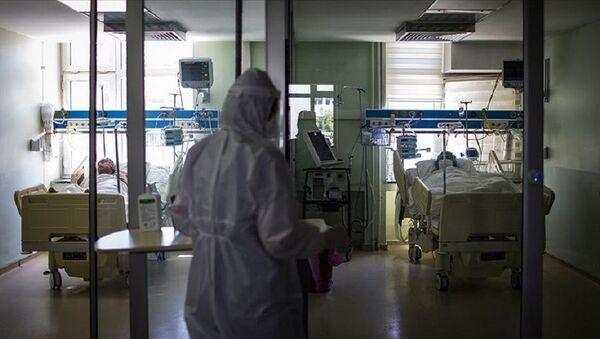 Koronavirüs, yoğun bakım, hastane - Sputnik Türkiye