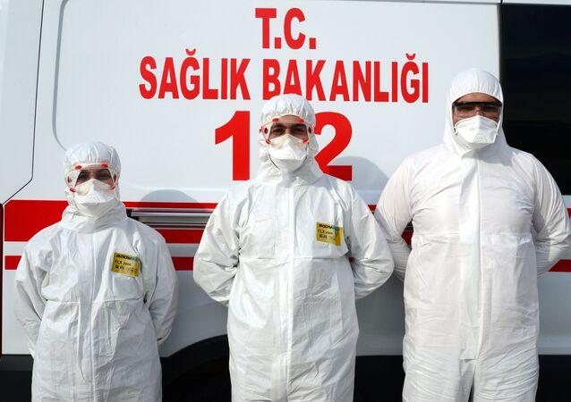 Koronavirüs Türkiye