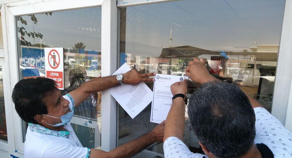 Mersin Büyükşehir Belediyesi'ne grev kararı asıldı