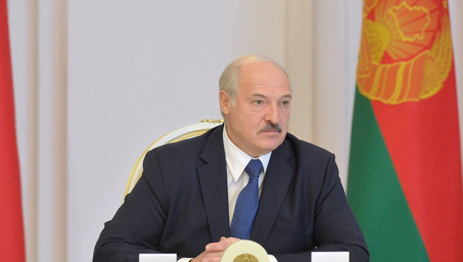 Aleksandr Lukaşenko - Sputnik Türkiye, 1920, 08.07.2021