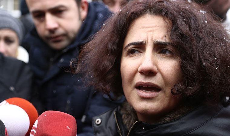 Adil yargılanma talebi için ölüm orucu başlatan avukat Ebru Timtik