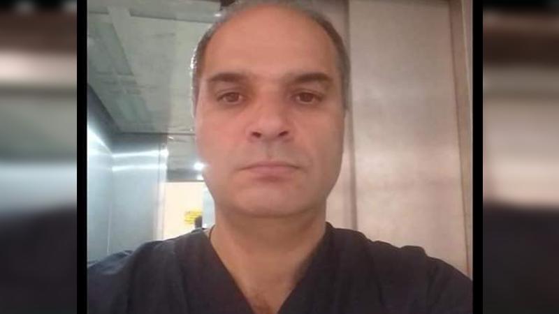 Diyarbakır Ergani Devlet Hastanesi'nde tanışanMurat Yamrukisimli bir temizlik işçisi, koronavirüs (Kovid-19) nedeniyle yaşamını yitirdi.