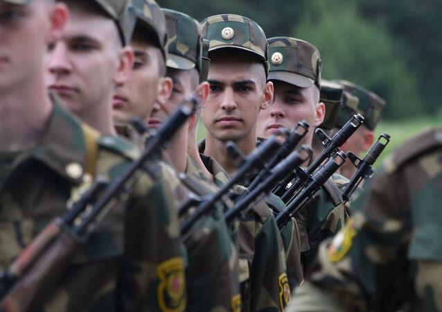 Belarus ordusu