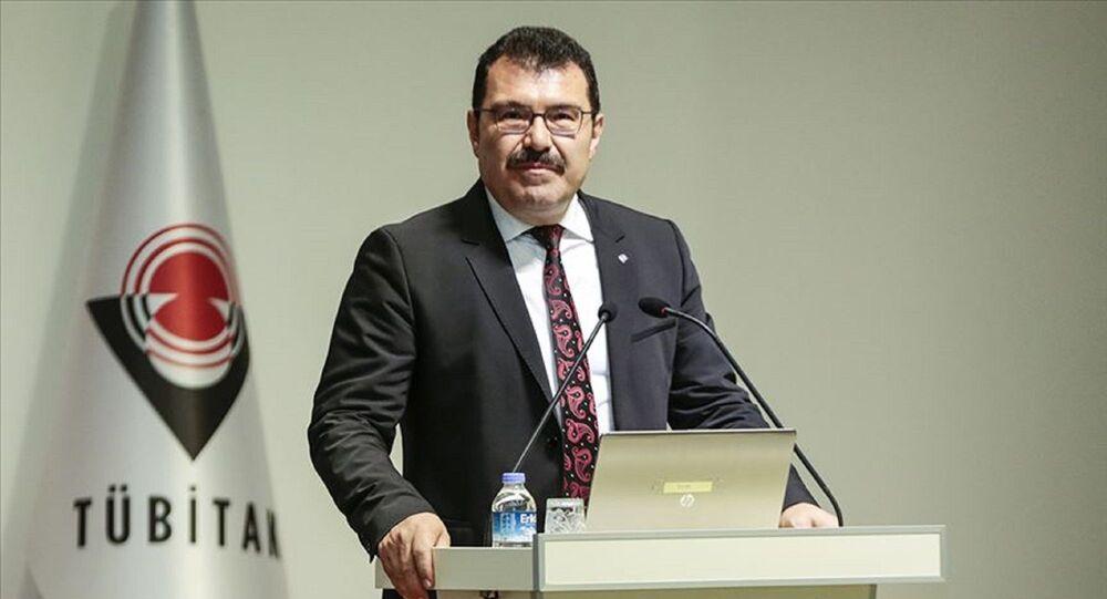 Türkiye Bilimsel ve Teknolojik Araştırma Kurumu Başkanı Prof. Dr. Hasan Mandal