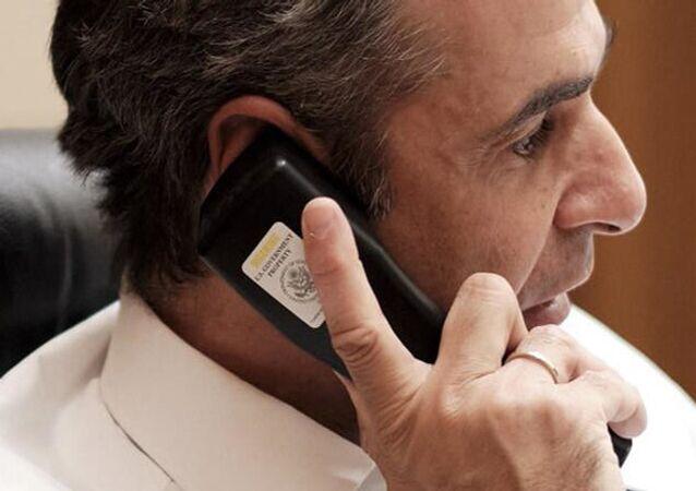 ABD Başkanı Donald Trump, Yunanistan Başbakanı Kiryakos Miçotakis ile yaptığı telefon görüşmesinde dikkat çeken bir detay ortaya çıktı.
