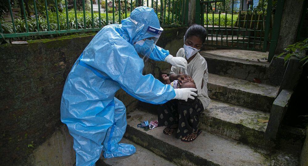 Hindistan-koronavirüs