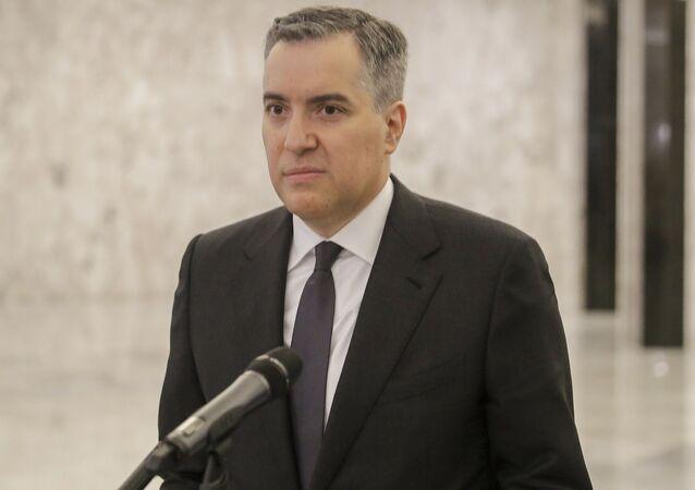 Lübnan'da yeni hükümeti kurmakla görevlendirilen Mustafa Edib