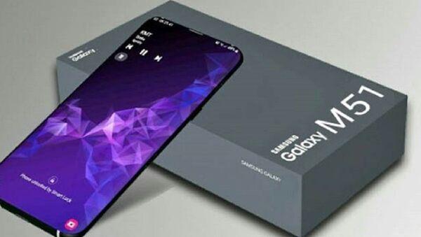 Samsung Galaxy M51 - Sputnik Türkiye