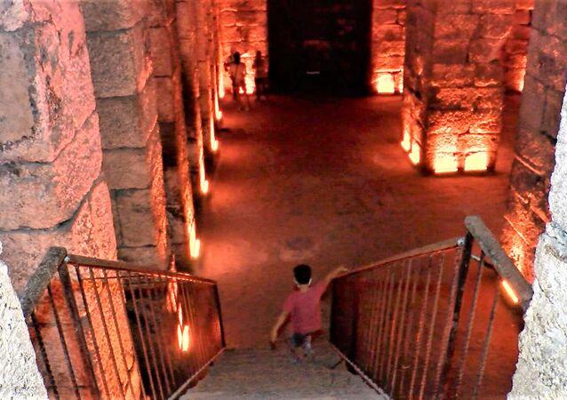 Mardin - Dara Antik Kenti - Sarnıç