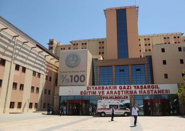 Diyarbakır Gazi Yaşargil Eğitim ve Araştırma Hastanesi