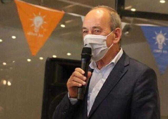 Tekirdağ'ın Marmara Ereğlisi İlçesi Belediye Başkanı Hikmet Ata