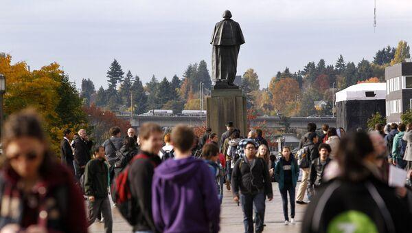 George Washington Üniversitesi - Sputnik Türkiye