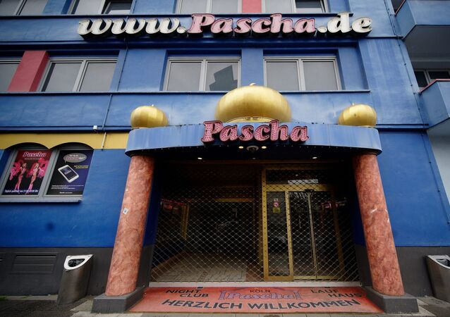 Almanya'nın Köln şehrinde, Avrupa'nın en büyük genelevlerinden biri olan Pascha
