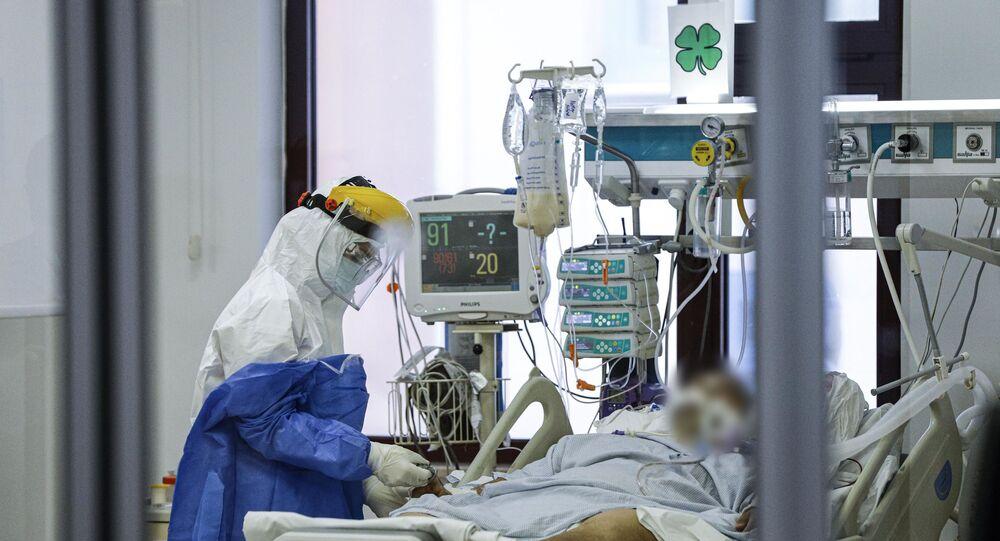 Koronavirüs - Türkiye -  Gazi Üniversitesi Hastanesi