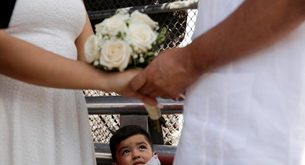 ABD'de düğün