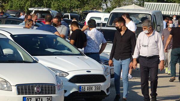 İkinci el araba - Sputnik Türkiye