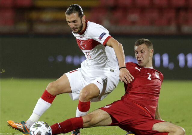 A Milli Futbol Takımı, UEFA Uluslar B Ligi 3. Grup ikinci maçında deplasmanda karşılaştığı Sırbistan ile 0-0 berabere kaldı.