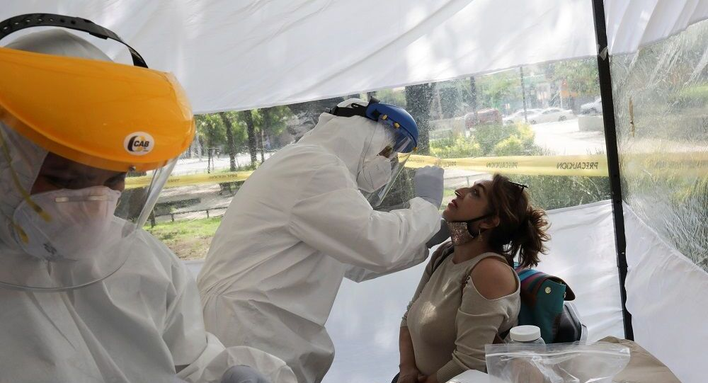 Meksika'da koronavirüs