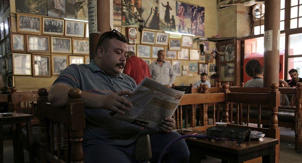 Irak- kafe-kahvehane