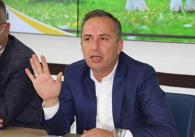 AK Parti Çorum Milletvekili ve MKYK Üyesi Ahmet Sami Ceylan