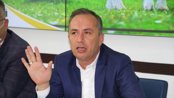 AK Parti Çorum Milletvekili ve MKYK Üyesi Ahmet Sami Ceylan - Sputnik Türkiye