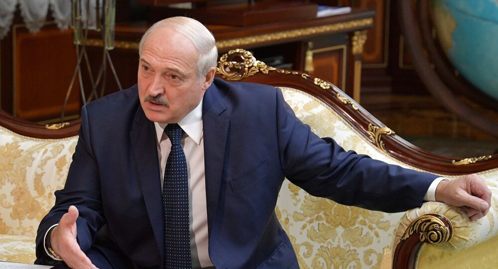 Belarus Devlet Başkanı Aleksandr Lukaşenko