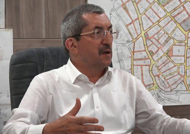 Karabük Belediye Başkanı Rafet Vergili
