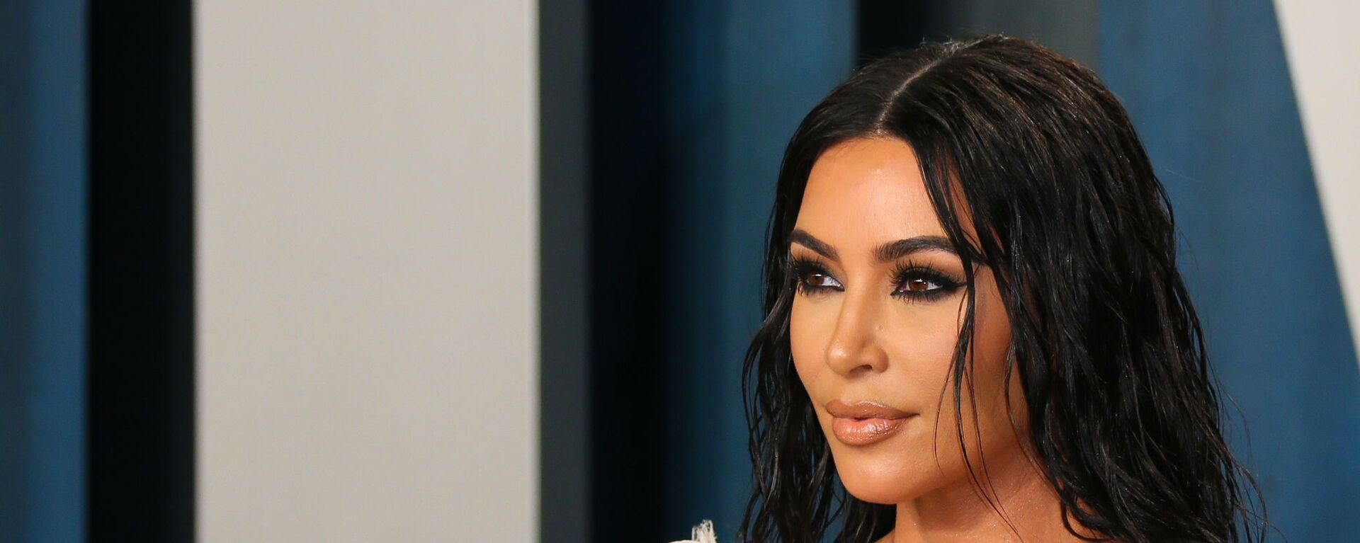 Kim Kardashian - Sputnik Türkiye, 1920, 07.09.2021
