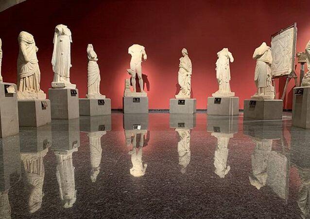 Antalya Arkeoloji ve Tarih Müzesi