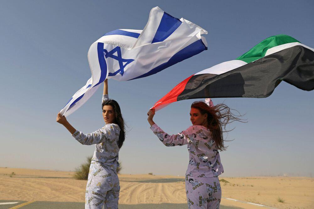 BAE, 1979'da Mısır'ın ve 1994'te Ürdün'ün ardından İsrail ile normalleşme anlaşmasına varan üçüncü Arap ülkesi oldu.