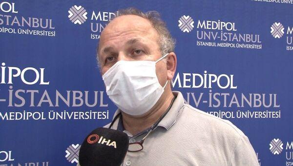 Prof. Dr. Recep Öztürk - Sputnik Türkiye