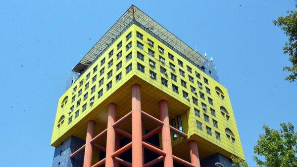 Google'a göre dünyanın en saçma binası, Kahramanmaraş - Sputnik Türkiye