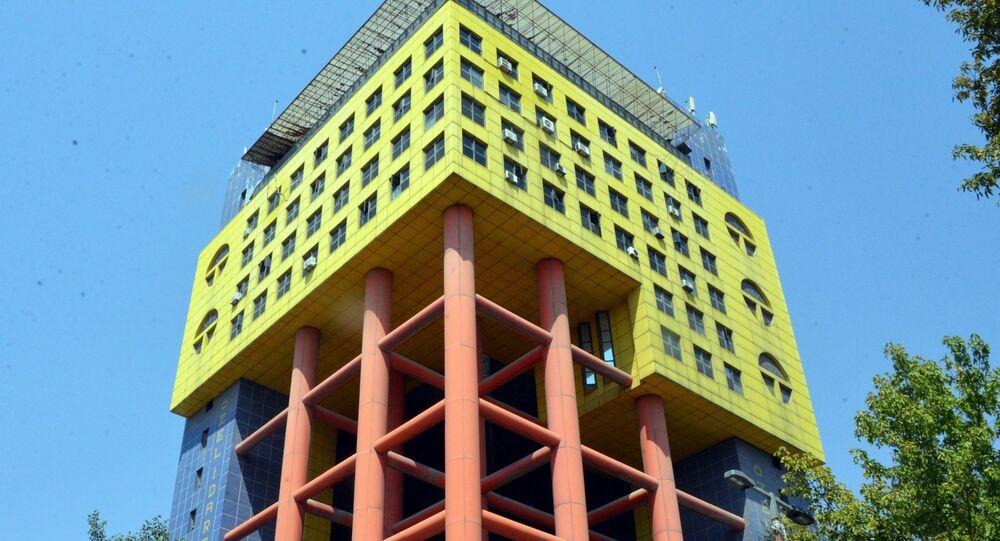 Google'a göre dünyanın en saçma binası, Kahramanmaraş